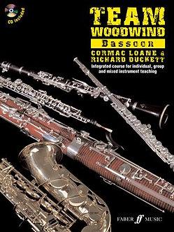 Team Woodwind. Bassoon - Richard Duckett & C. Loane