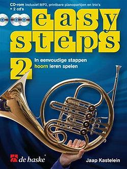 Easy Steps 2 hoorn - Jaap Kastelein