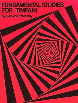 Fundamental Studies for Timpani - Garwood Whaley