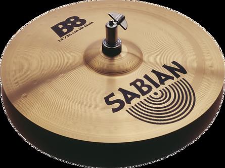 """Sabian Cymbaal B8 Hi-Hat 14"""""""