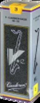 Vandoren 5 Rieten Bas Klarinet V12