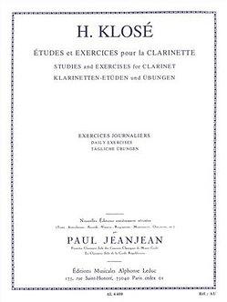 Exercises Journaliers - Hyacinthe-Eléonore Klosé