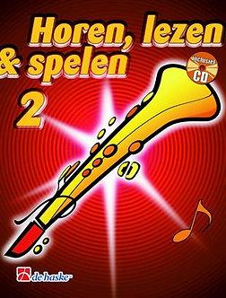 Horen Lezen & Spelen 2 sopraansaxofoon