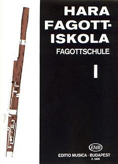 Fagottschule I - Laszlo Hara