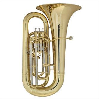 John Packer Bb tuba JP378Sterling