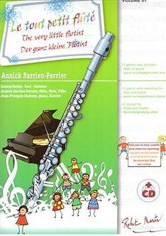 Le Tout Petit Fluté Vol. 1 - Annick Sarrien Perrier