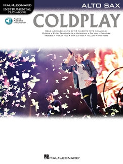 Coldplay - Alto Saxophone