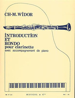 Introduction et Rondo - Charles-Marie Widor