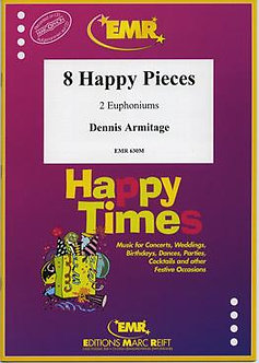 8 Happy Pieces - Dennis Armitage