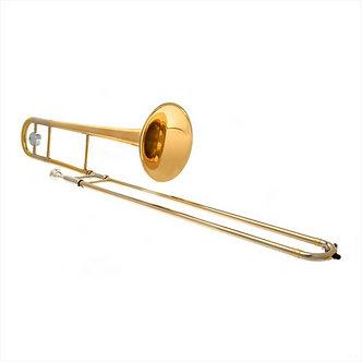 John Packer Tenor Trombone JP231RATH - Uitvoering: Goudlak
