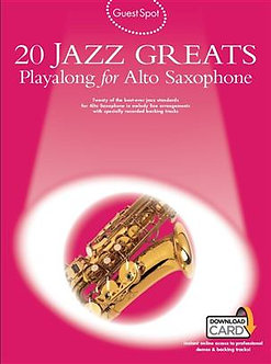 Guest Spot: 20 Jazz Greats
