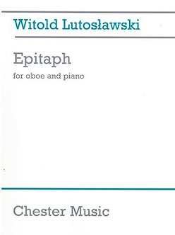 Epitaph - Witold Lutoslawski
