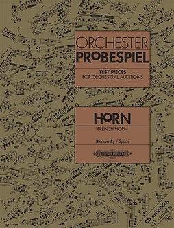 Orchester Probespiel Horn