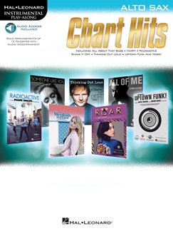 Chart Hits - Alto Saxophone