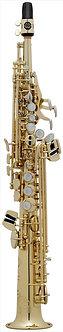 Selmer Sopranino Saxofoon SA80 Série II  GG Goudlak