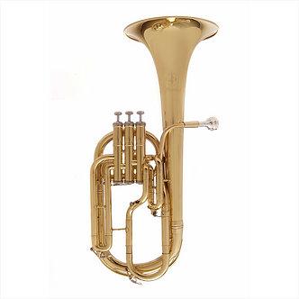 John Packer Tenor Horn JP372Sterling - Uitvoering: Goudlak