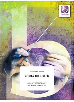 Zorba The Greek - Mikis Theodorakis