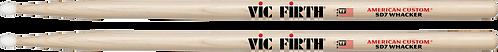 Vic Firth Drumstokken American Custom MapleNylon Tip Whacker