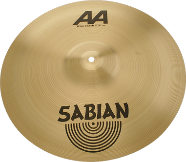 "Sabian Cymbaal HHX Marching 19"" New Symphonic Vienese Briljant"
