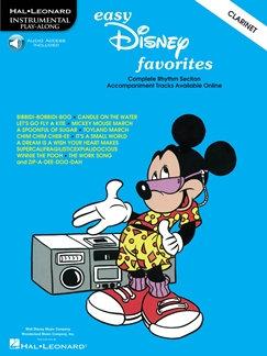 Easy Disney Favorites - Clarinet