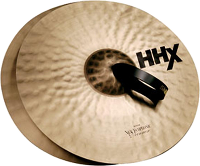 """Sabian Cymbaal HHX Marching 19"""" New Symphonic Vienese"""