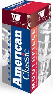 Denis Wick Mondstuk Trompet American Classic - Zilver
