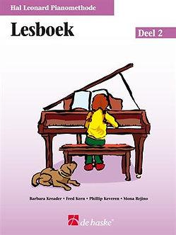 Hal Leonard Pianomethode Lesboek 2 - Phillip Keveren