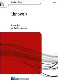 Light-walk - Barrie Gott