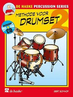 Methode voor Drumset 2 - Gert Bomhof
