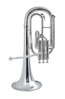 Besson Tenor Horn Prodige BE152 - Uitvoering: Verzilverd