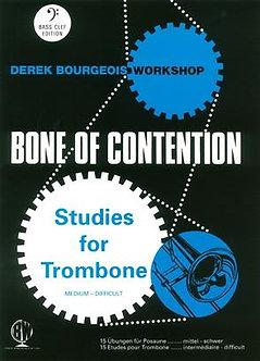 Bone Of Contention (B.C.) - Derek Bourgeois