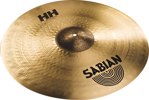 """Sabian Cymbaal HH Ride 21"""" Raw Bell Dry"""