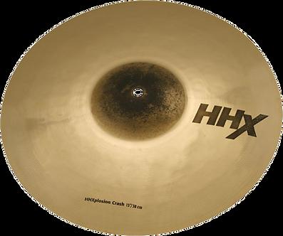 """Sabian Cymbaal HHX Crash 15"""" X-Plosion"""