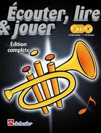 Écouter, Lire & Jouer Edition complète Trompette