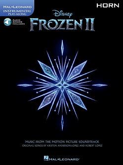 Frozen II - Instrumental Play-Along Horn