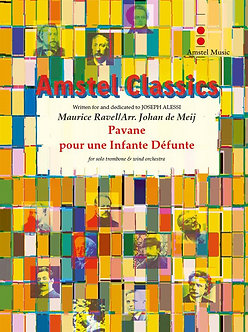 Pavane pour une Infante Défunte - Solo for Trombone