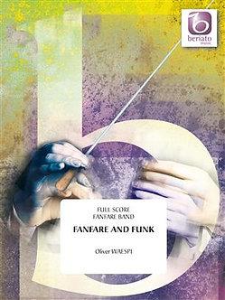 Fanfare And Funk - Oliver Waespi