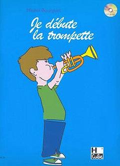Je débute la trompette - Michel Bourguet