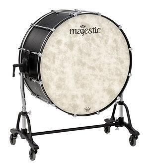 Majestic Bass Drums MCB3622 Concert