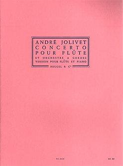 Concerto For Flute And String Orchestra - André Jolivet