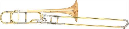 Yamaha Tenor Trombone YSL-882OR Bb/F Attachement XENO - Uitvoering: Rose Brass