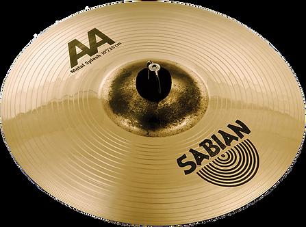 """Sabian Cymbaal AA Splash 10"""" Metal-X"""