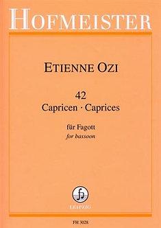 42 Capricen - Etienne Ozi