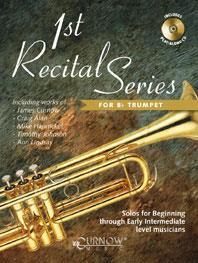 1st Recital Series for Bb Trumpet