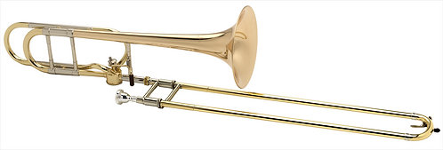 Courtois Tenor Trombone LEGEND 420MBH - Uitvoering: Goudlak
