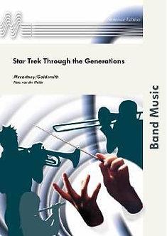 Star Trek Through the Generations - McCarthy/Jerry Goldsmith