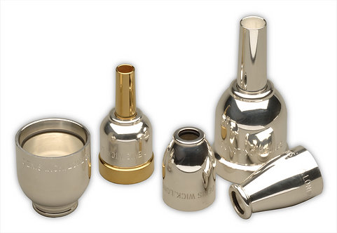 Denis Wick Mondstuk Booster Trombone Silver