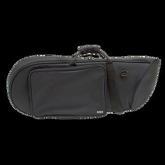 C243 ProTec Deluxe Gig Bag Euphonium (beker vooruit) - Zwart