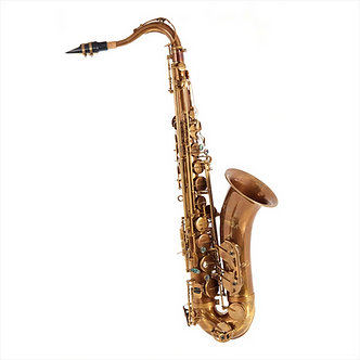 John Packer Tenor Saxofoon JP042A - Uitvoering: Antique