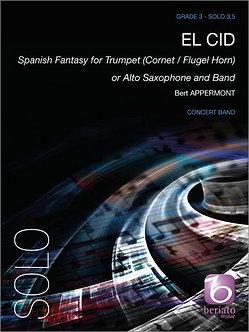 El Cid - Spanish Fantasy for Trumpet (Cornet / Flugel Horn) or Alto Sax